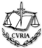 CVRIA - Logo des Gerichthofes der Europäischen Gemeinschaften